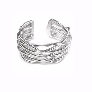 Missed Me at PoshFest? Artisan Crafted Silver Ring